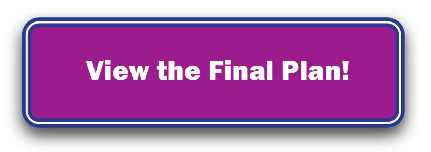 Final Plan button
